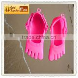 Five finger aqua beach water shoes for water sports