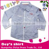 New arrival 2014 striped new model shirts long sleeve latest shirt designs for boys shirts