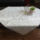 Jacquard Hotel Table Cloth