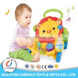 Funny electric custom baby walkers with music baby toys