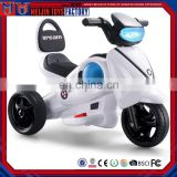 2.8km/h speed 3-6 years kids mini electric motorcycle toy