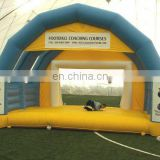 2013 Inflatable football speed pitch