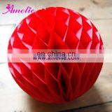 A03PH Honeycomb paper ball christmas cheap decorations