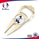 Customized Logo Ball Marker Golf Divot Repair tool