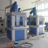 Rotary automatic sandblasting machine