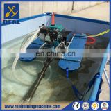 Portable gold dredger hot efficient small gold dredger and mini dredge
