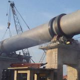 High Efficient Wet or Dry Process Cement Rotary Kiln for Cement Plant