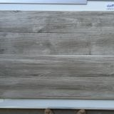 8X48inch Glazed Ceramic Ash Grey Wood Tile