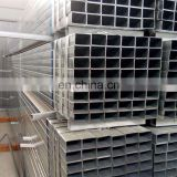 pre galvanized rectangular profile iron steel tube 30x40