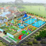 inflatable water park prices, water park equipment price for sale