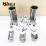 Diesel Engine 6DB10 Cylinder Liner Piston Rebuild Kit