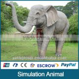 JLAS-L-0551 Chinese native product large fiberglass animal statues