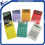 8 Digit Mini Pocket Size Calculator for Promotional                                                                         Quality Choice