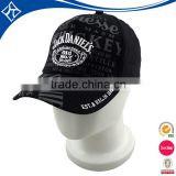 Custom 3D embroidered logo baseball caps,custom skull caps factory