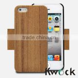 2014 New Arrivel Hot Wood Lines Luxury fashion Case For mobile phone With card Holder Flip cover Cell Phone Case