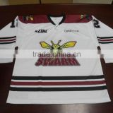 custom sublimated Hockey Goalie Jerseys