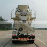 Foton 12m3 concrete mixer truck,6x4 used concrete mixer truck with pump