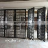Folding Door Partition For Banquet Hall And Dining Room