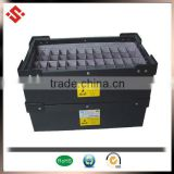 2014 factory direct sale matte black corrugated shipping boxes