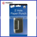 Office Black Two Holes Punch