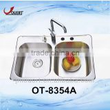 OT-8354A Quartz Composite Kitchen Sinks