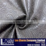 For Clothing Faux Leather Upholstery Fabric