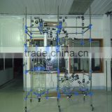 glass reactor molecular distillation