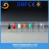 Wholesale PET e liquid Plastic Dropper Bottles 5ml 10ml 15ml 20ml 30ml 50ml                                                                         Quality Choice
