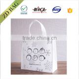Popular lovely cartoon cheap cute shopping bag with handle