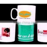 Promotional Mugs Collage