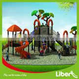 2014 Unique Design Children Outdoor Playground Big Slide for Sale,Play Equipment Giant Toys LE.CY.005