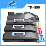 Printer consumable TK-855 K/M/Y/C toner cartridges/kit for colour/color printers TASKalfa 400ci/500ci/552ci