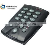Professional call center mini headset dial telephone pad CHT-800