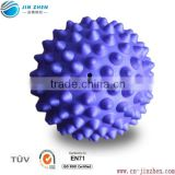 colorful body massager hand &foot massage spiky ball exercise ball for body tightness release