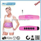 vibration massage belt with heat ems