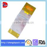 vacuum moisture proof printed plastic bag for frozen meat