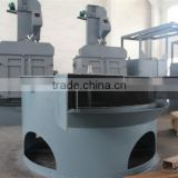 Bogie Table Parts Cleaning Sandblasting Machine