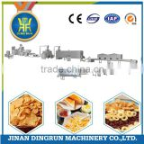 breakfast cereal puffed snacks food processing machine                                                                         Quality Choice
