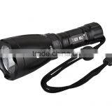 IP68 waterproof diving torch light high power led diving light