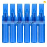 High Quality Disposable Tattoo tip 15FT Blue
