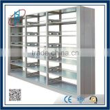 New arrival popular and custom commercial bookshelves for library bookcase