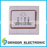 Energy Saving Access Control Product Power Supply Switch For Hotel