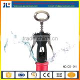 Wing Corkscrew , fancy wine opener , professional Zinc Alloy Die Casting manufacturer CO-011