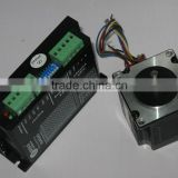 573S09+3DM583 brand new nema 23 toauto cnc laser cutting machine stepper motor drive kit
