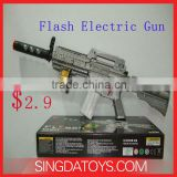 Cheapest and nice appearance with light flash electric pick gun