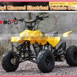 QWMOTO 110cc 125cc kids bikes gas 4 wheeler quad bike 4 wheeler ATV 4 wheeler 110cc for sale