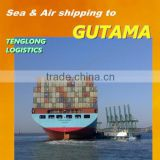 customs clearing & freight forwarding agent to Georgetown of Gutama from Tianjin Beijing