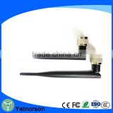 700-2600Mhz Rubber Duck Antenna LTE mimo omni 4g antenna anti jamming SMA rubber duck indoor 4g lte antenna