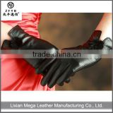 China Wholesale High Quality chrome free leather gloves