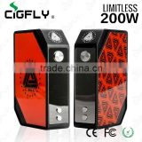 New Original Authentic IJOY Limitless RDTA Plus Tank RDA RTA RBA for 200w smok hpriv